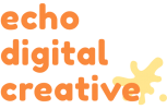 Echo Digital Creative Logo