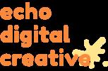 Echo Digital Creative Logo